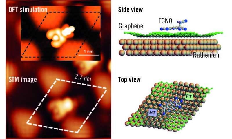 From foe to friend: graphene catalyzes the C-C bond formation