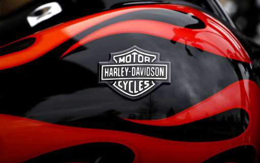 Harley-Davidson rebels with an electric motorcycle