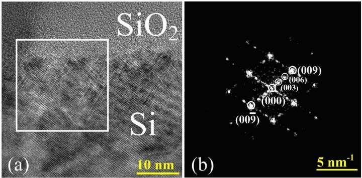 Lobachevsky University scientists obtain a hexagonal modification of silicon