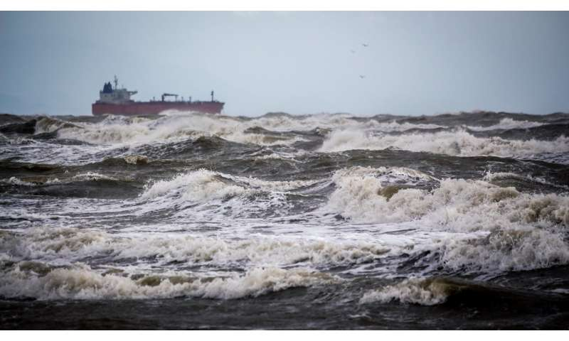 Mystery of the cargo ships that sink when their cargo suddenly liquefies