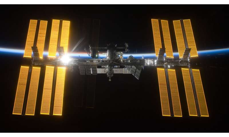 New atmospheric results from the International Space Station