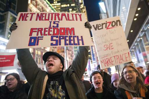 New California internet neutrality law sparks US lawsuit