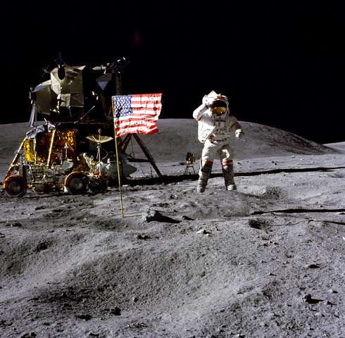 Next US moon landing will be by private companies, not NASA