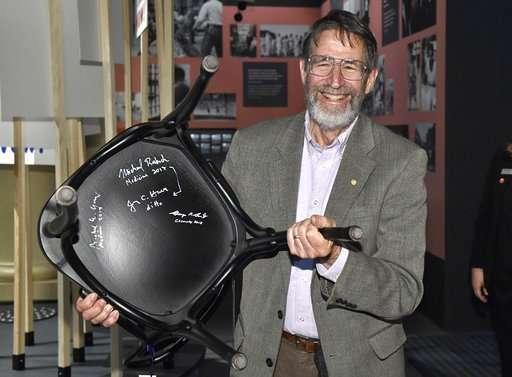 Nobel chemistry winners regret fear of new developments