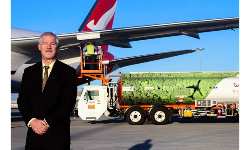 Revolutionizing the jet fuel industry with biofuel made from oilseed