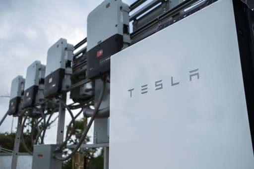 Tesla, others help Puerto Ricans go solar amid power turmoil