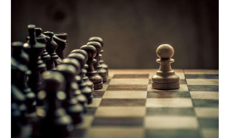The benefits of prison chess clubs