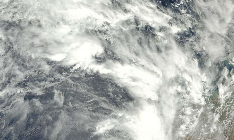 Tropical Cyclone Joyce makes landfall on Australia's Pilbara Coast