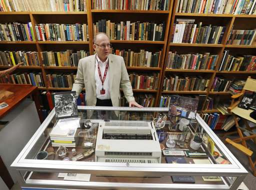 Trove of author Ray Bradbury's papers set for preservation