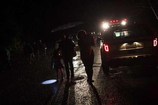 Undersea quake sends Alaskans fleeing from feared tsunami