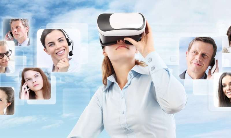 Virtual reality chatroom app could boost VR industry