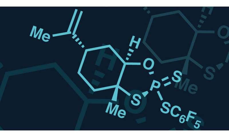 Scientists create atomic glue gun to build better nucleic acid therapeutics