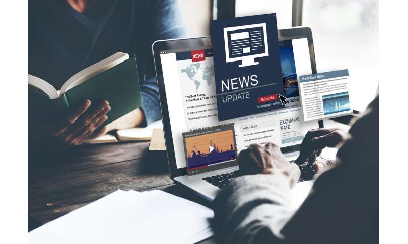 Research shows four in five experts cited in online news are men