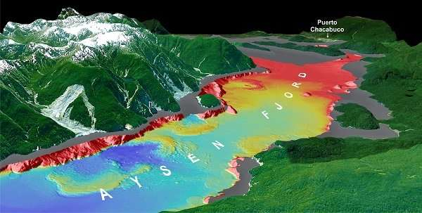 Researchers discover evidence of earthquakes that affected Chilean coast in the past 9,000 years