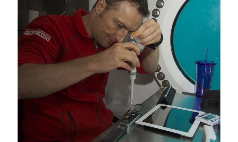 3-D printable tools to study astronaut health