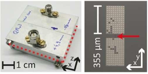 3d quantum memory