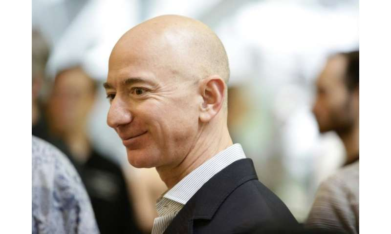 Amazon CEO Jeff Bezos, now the richest man in modern history, has a winning record of 'disrupting' new markets, but his company