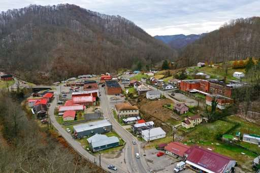 As US life expectancy falls, West Virginia offers lessons