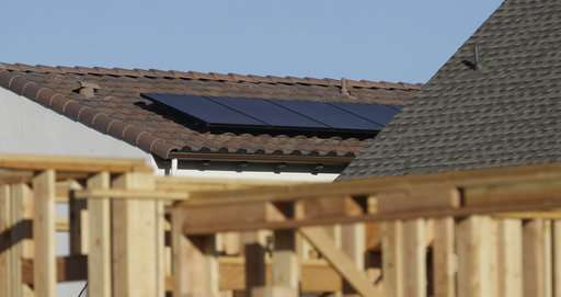 California regulator OKs solar panels mandate for new homes
