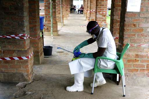 Congo confirms end of latest deadly Ebola outbreak (Update)