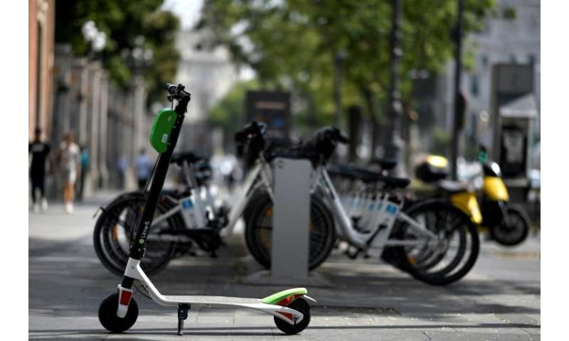 Electric scooters change the way people get around but exasperate some drivers and pedestrians