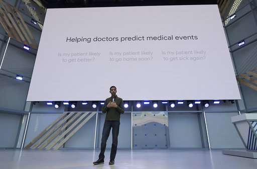 Google showcases AI advances at its big conference