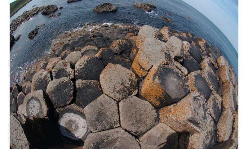 New insight into how Giant's Causeway and Devils Postpile were formed