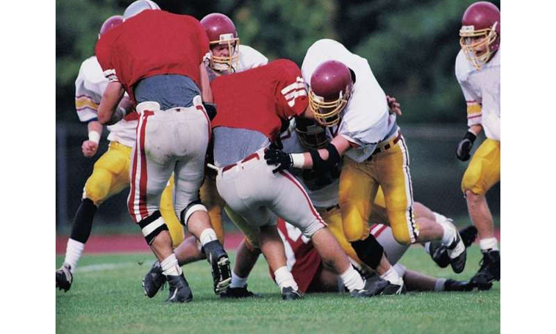 New research offers insights into football-related concussions
