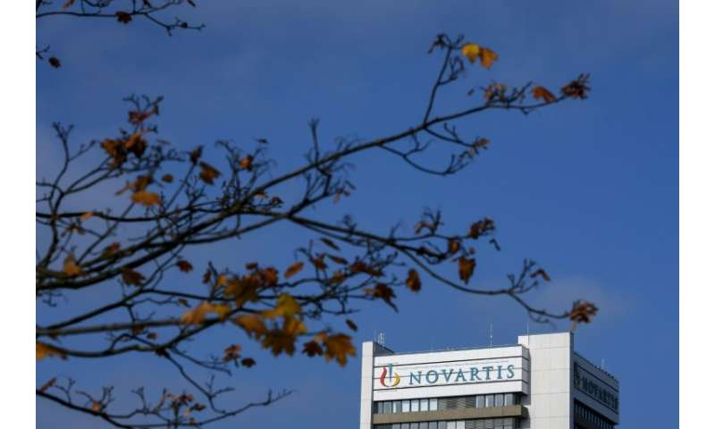 Pharmaceutical firms like Novartis have come under pressure from US Donald Trump to lower prices.
