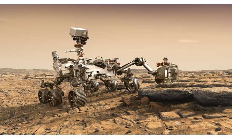 Scientists to debate landing site for next Mars rover