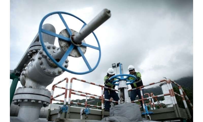 The Philippines was for years the world's number two geothermal energy producer behind the United States