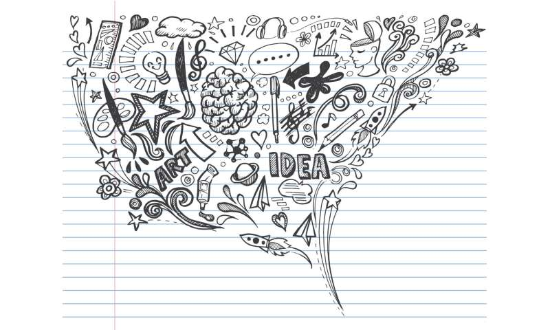 The science of multitasking, and why you should doodle in class