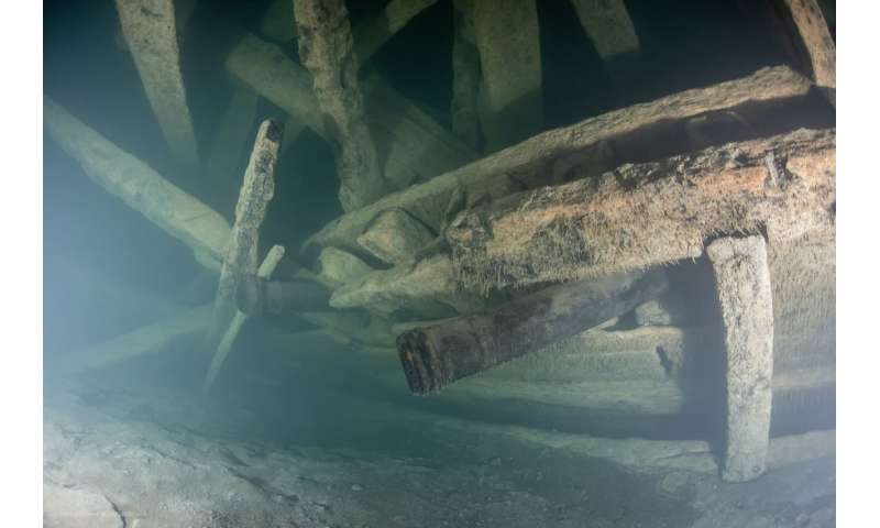 Archaeologists reveal new finds from legendary Swedish warship