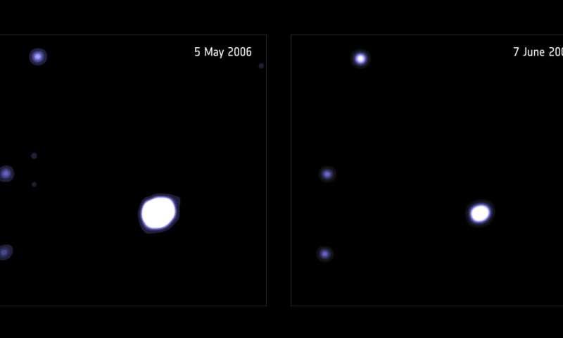 Researchers capture best ever evidence of rare black hole 46-researchersc