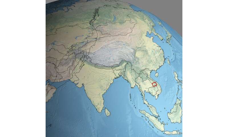 Scientists deploy damage assessment tool in Laos relief efforts