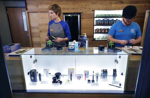After long wait, 1st legal pot shops on East Coast to open