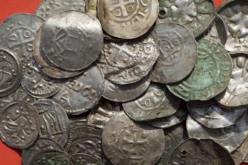 Archaeologists find silver treasure on German Baltic island c0a63724bd1
