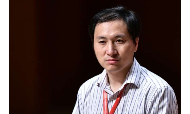 Chinese scientist He Jiankui claims to have successfully altered the DNA of twin girls whose father is HIV-positive