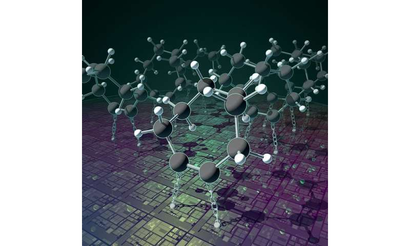 Computational chemistry supports research on new semiconductor technologies