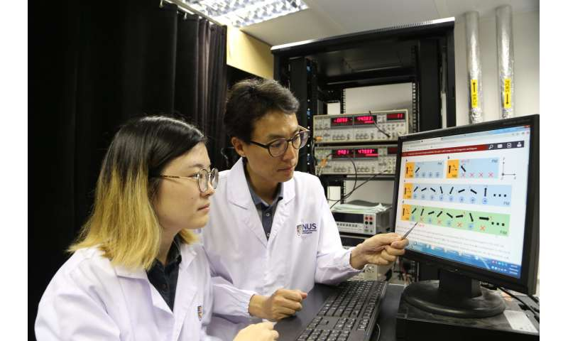Engineers invent groundbreaking spin-based memory device