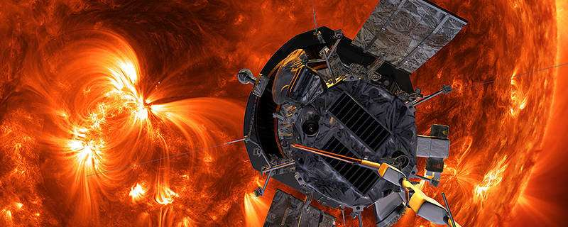 Parker Solar Probe reports good status after close solar approach