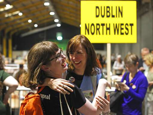 'Quiet revolution' leads to abortion rights win in Ireland