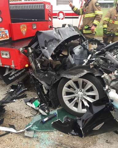 Tesla's Autopilot engaged during Utah crash