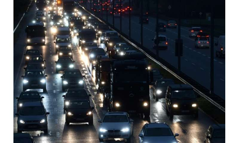a8c9ec5c The government wants to see a million e-cars on German roads within four  years