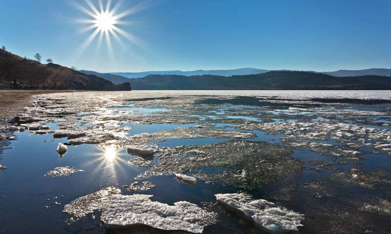 Climate change will boost global lake evaporation—with 'extreme' consequences