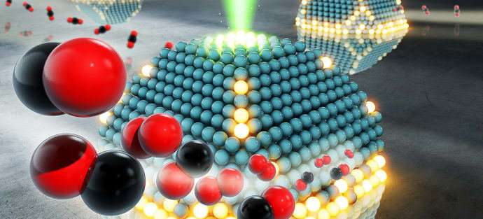 Understanding catalysts at the atomic level can provide a cleaner environment​By studying materials down to the atomic level,