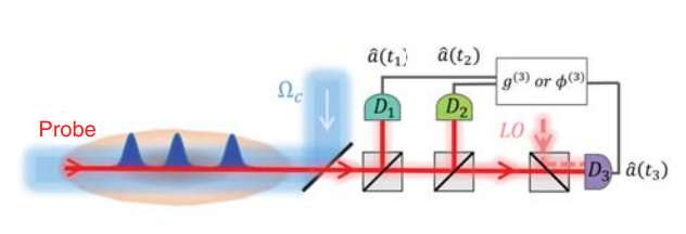 New form of light: Newly observed optical state could enable quantum computing with photons