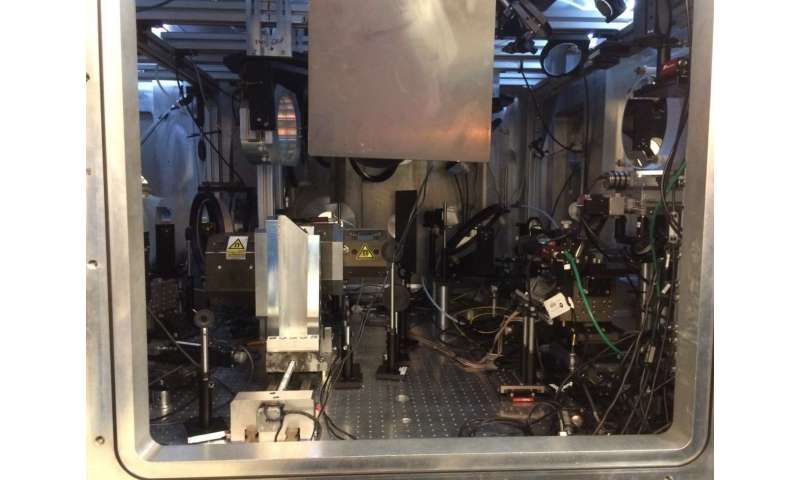 Image result for Experiments underway to turn light into matter