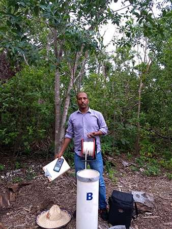 Researcher is thirsty for sustainable Everglades