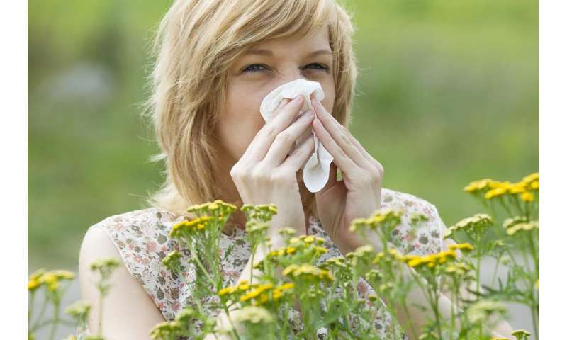 Our genes dictate who develops an allergy